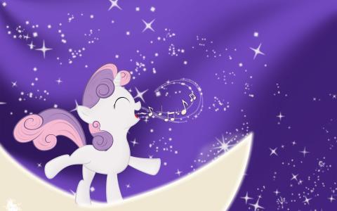 亲爱的贝儿 - 我的小马驹:友谊是魔术
