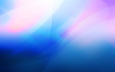蓝色的色调