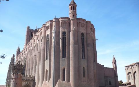 阿尔比大教堂