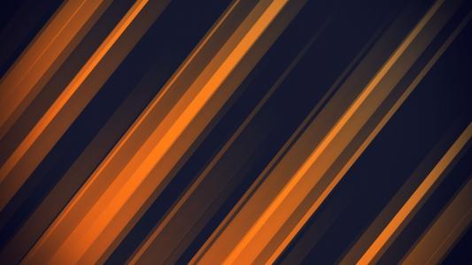 棕色和橙色的条纹