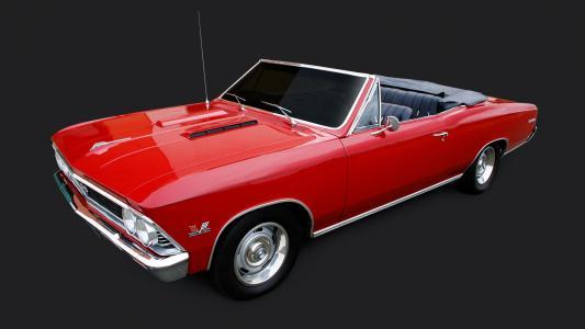 1966年雪佛兰Chevelle