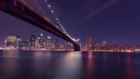 璀璨唯美的城市夜景