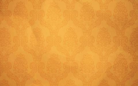 复古花纹壁纸
