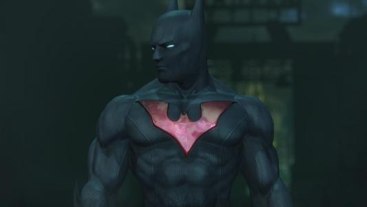 蝙蝠侠:阿甘市
