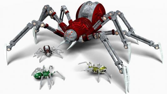 机器人蜘蛛