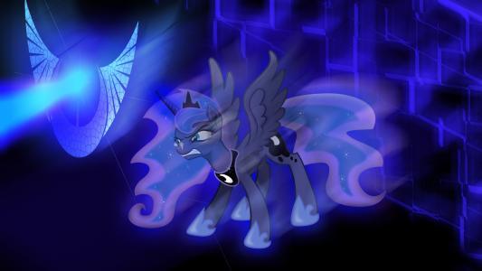 Luna公主 - 我的小马友谊是魔术