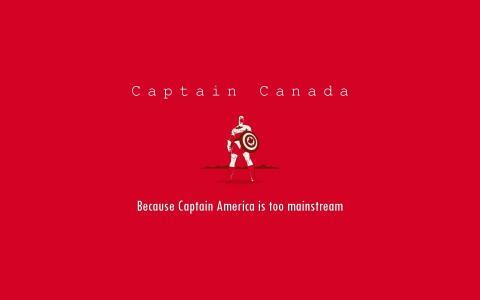 加拿大上尉